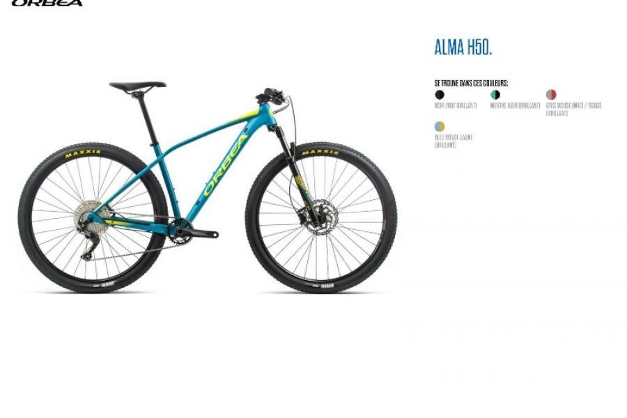 VTT ORBEA ALMA H50