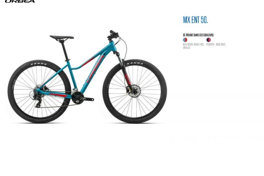 VTT ORBEA MX 50