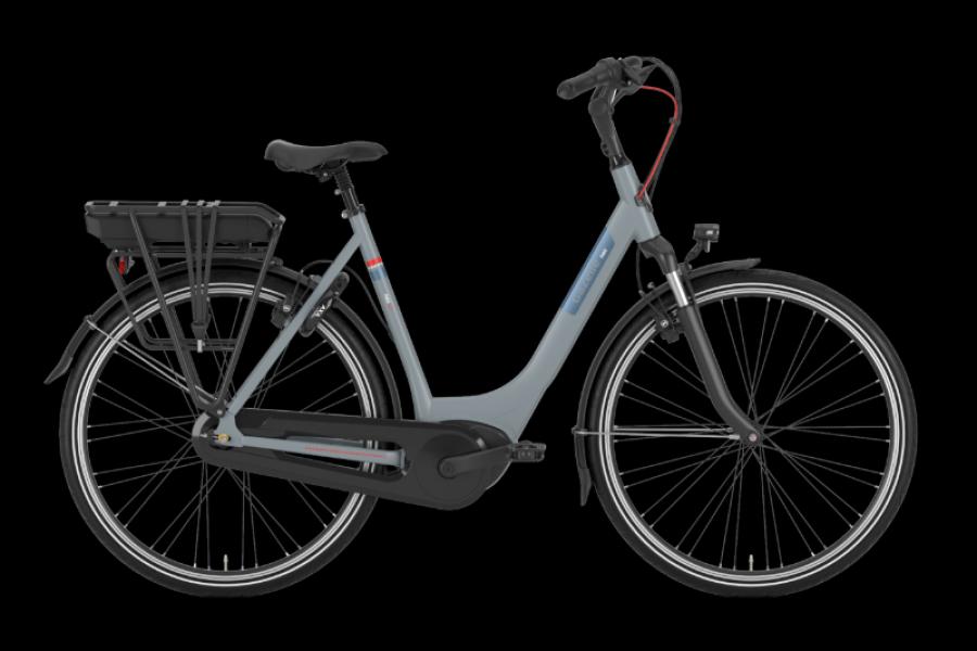 Vélo Gazelle électrique Paris C7+
